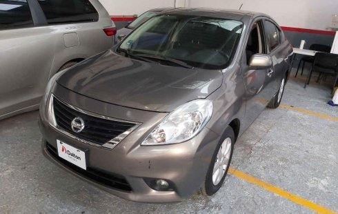 Llámame inmediatamente para poseer excelente un Nissan Versa 2014 Automático