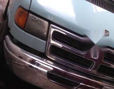 Se vende urgemente Dodge Ram Van 1998 Automático en Nezahualcóyotl