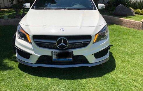 Vendo un Mercedes-Benz Clase CLA