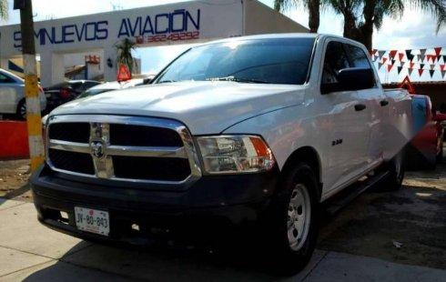 Quiero vender cuanto antes posible un Dodge RAM 2015
