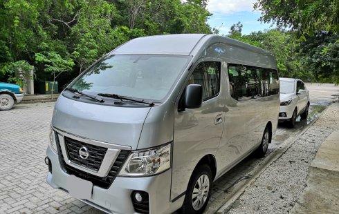 Nissan NV350 Urvan 2018, Quintana Roo