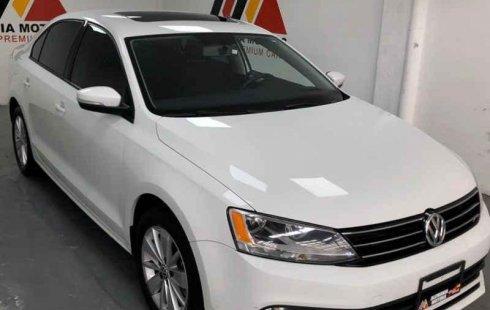 En venta un Volkswagen Jetta 2016 Manual en excelente condición