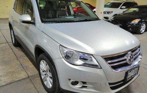 Quiero vender urgentemente mi auto Volkswagen Tiguan 2010 muy bien estado