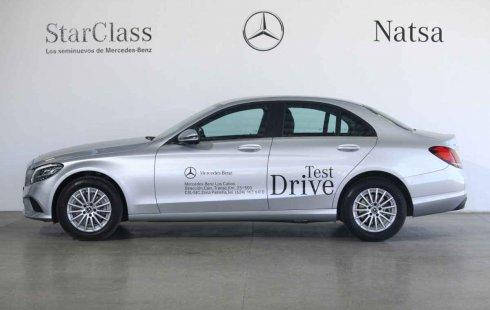 Urge!! Un excelente Mercedes-Benz Clase C 2019 Automático vendido a un precio increíblemente barato en Baja California Sur