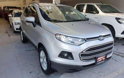 Quiero vender cuanto antes posible un Ford EcoSport 2017