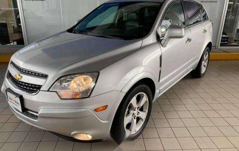 Quiero vender cuanto antes posible un Chevrolet Captiva Sport 2014