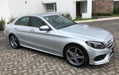 Mercedes-Benz Clase C 2017 impecable