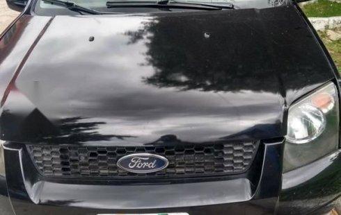 Quiero vender inmediatamente mi auto Ford EcoSport 2005