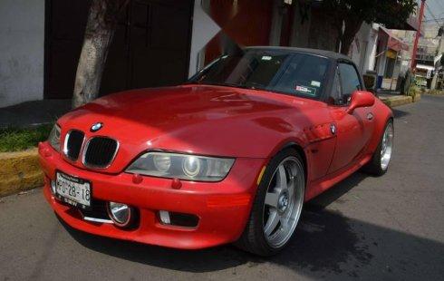 Quiero vender un BMW Z3 en buena condicción