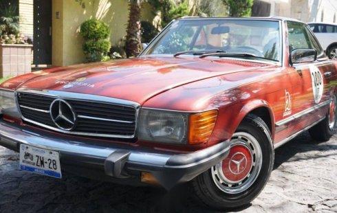 Un excelente Mercedes-Benz 450 SL 1976 está en la venta