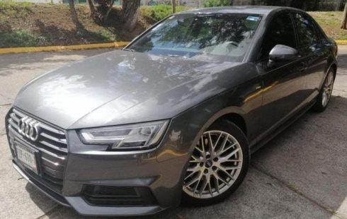 Quiero vender inmediatamente mi auto Audi A4 2017 muy bien cuidado
