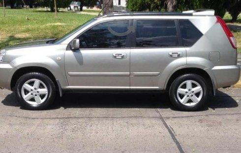 En venta un Nissan X-Trail 2005 Automático en excelente condición