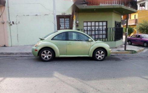 Vendo un Volkswagen Beetle en exelente estado
