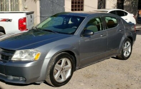 Dodge Avenger 2008 impecable