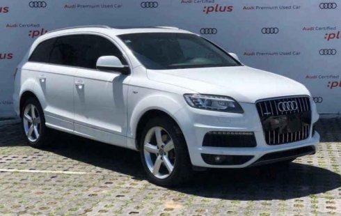 Pongo a la venta cuanto antes posible un Audi Q7 en excelente condicción a un precio increíblemente barato