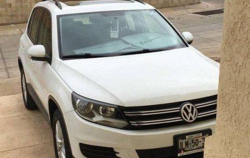 No te pierdas un excelente Volkswagen Tiguan 2014 Automático en Tlajomulco de Zúñiga