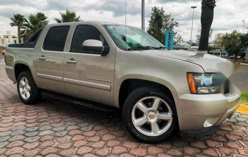 Quiero vender cuanto antes posible un Chevrolet Avalanche 2007
