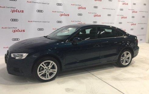 Se vende un Audi A3 2019 por cuestiones económicas