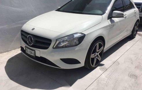 Mercedes-Benz Clase A Manual