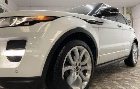 En venta un Land Rover Range Rover 2012 Automático muy bien cuidado