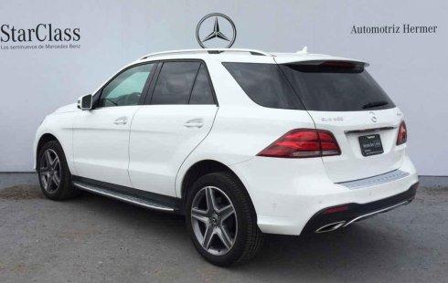 Coche impecable Mercedes-Benz Clase GLE con precio asequible