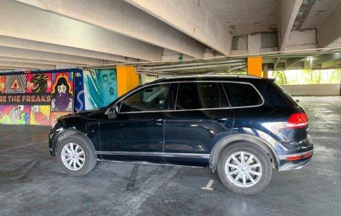 Urge!! Un excelente Volkswagen Touareg 2016 Automático vendido a un precio increíblemente barato en Quintana Roo