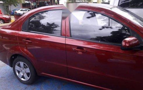 En venta carro Chevrolet Aveo 2010 en excelente estado