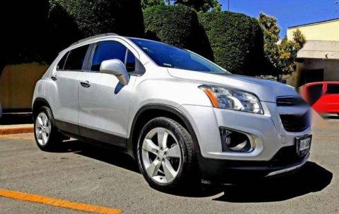 Tengo que vender mi querido Chevrolet Trax 2014