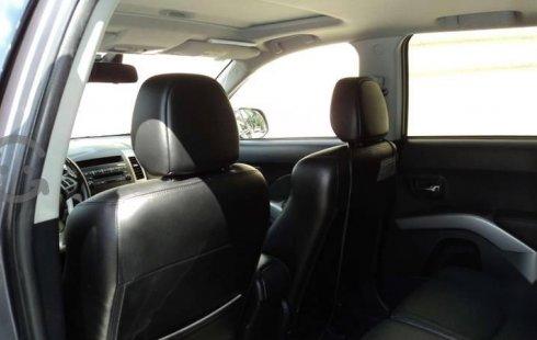 Mitsubishi Outlander impecable en Azcapotzalco más barato imposible