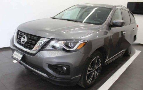 Quiero vender cuanto antes posible un Nissan Pathfinder 2018