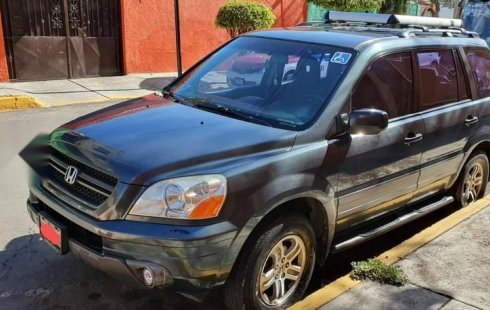 Honda Pilot impecable en Iztacalco más barato imposible