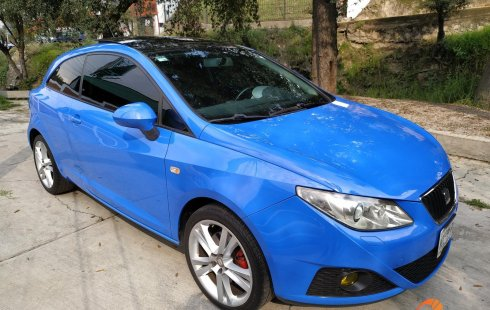 Seat Ibiza Sport 2.0 2010