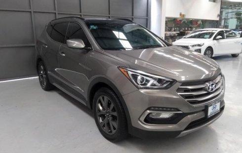 Hyundai Santa Fe 2017 en venta