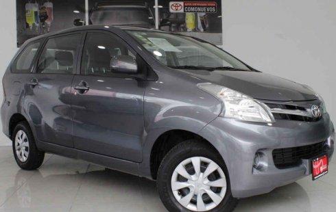 Toyota Avanza 2015 usado
