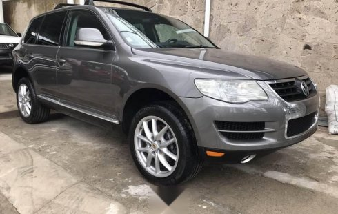 Tengo que vender mi querido Volkswagen Touareg 2009