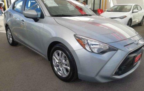 Urge!! Un excelente Toyota Yaris 2018 Automático vendido a un precio increíblemente barato en San Luis Potosí