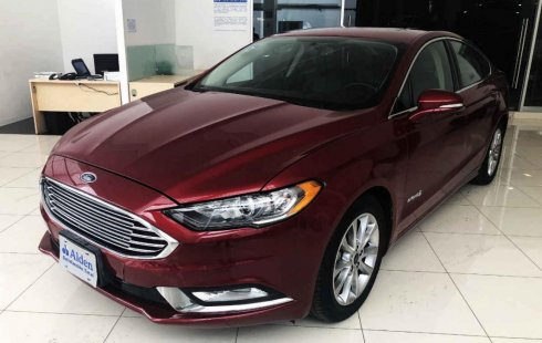 Se vende un Ford Fusion de segunda mano
