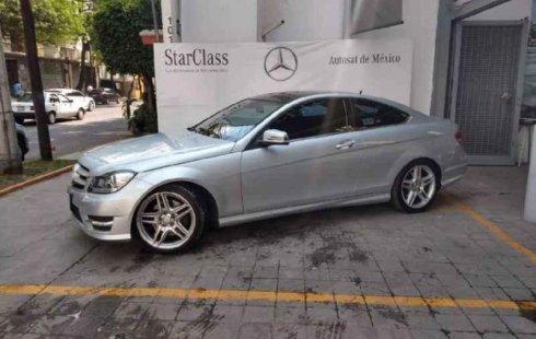 Mercedes-Benz Clase C 2012 en venta