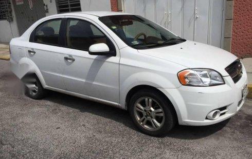 Chevrolet Aveo 2011 en venta