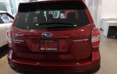 Tengo que vender mi querido Subaru Forester 2014