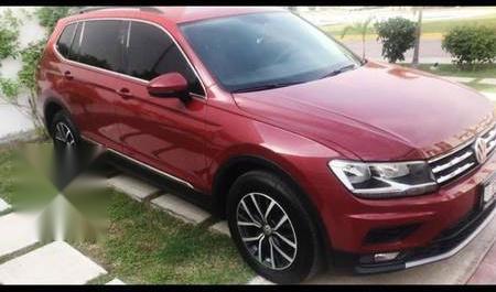 Se vende un Volkswagen Touareg 2018 por cuestiones económicas