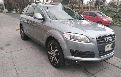 Audi Q7 impecable en Ixtapaluca