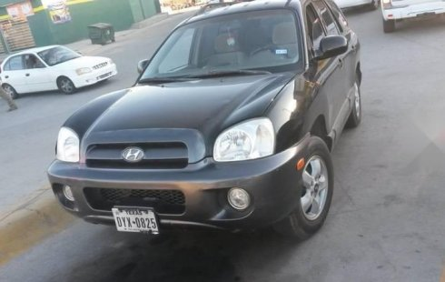 Hyundai Santa Fe 2005 barato