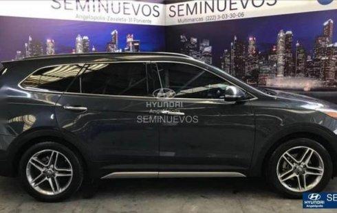 Hyundai Santa Fe impecable en Puebla más barato imposible