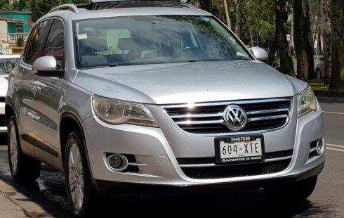 Volkswagen Tiguan 2011 en Coyoacán