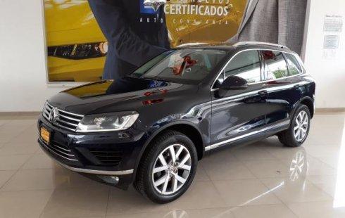 Volkswagen Touareg usado en México State
