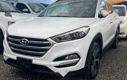 No te pierdas un excelente Hyundai Tucson 2017 Automático en Zapopan