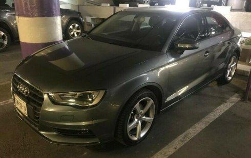 Carro Audi A3 2015 en buen estadode único propietario en excelente estado