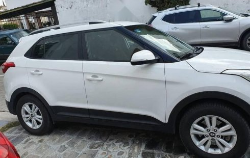 Hyundai Creta 2017 usado