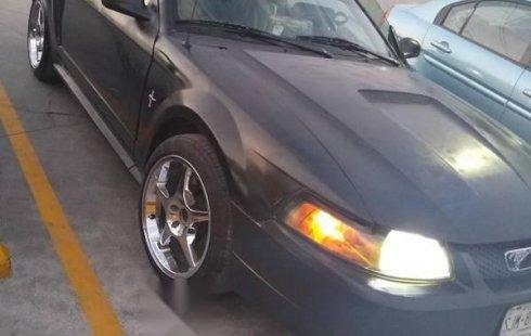 Quiero vender urgentemente mi auto Ford Mustang 1999 muy bien estado